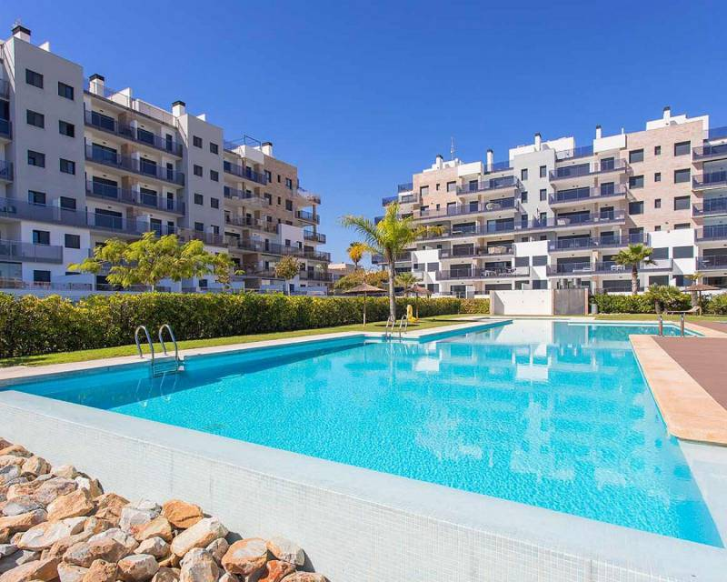 Appartement - Compleet- Sleutel Klaar - Mil Palmeras - Alicante