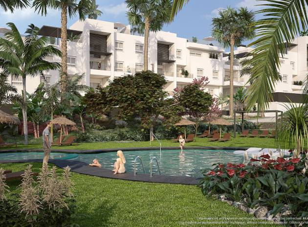 Apartment - Off Plan - Punta Prima - Punta Prima