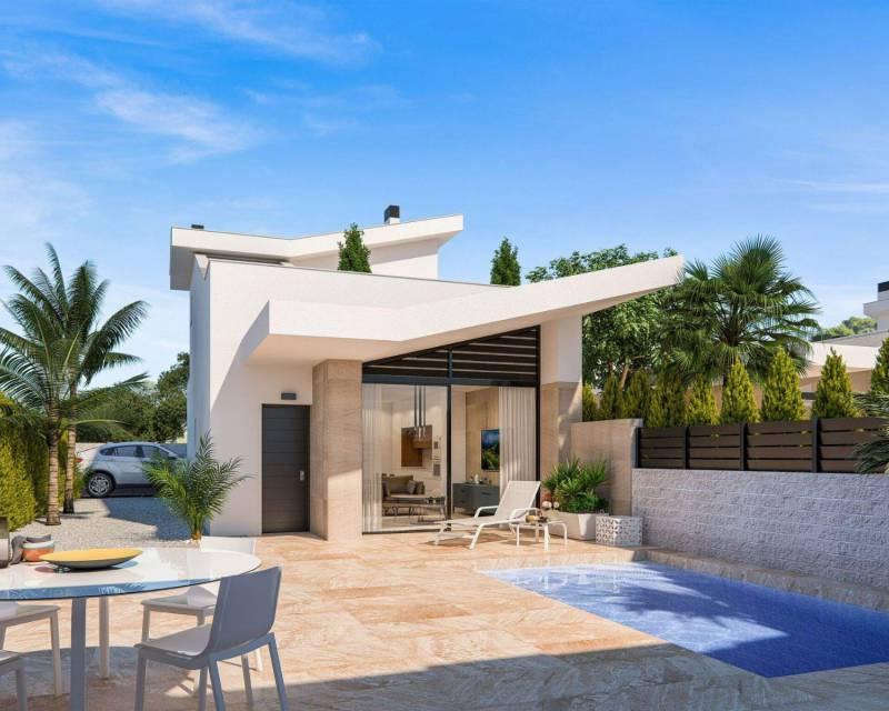 Villa - Nieuw gebouw - Benijófar - Benijofar