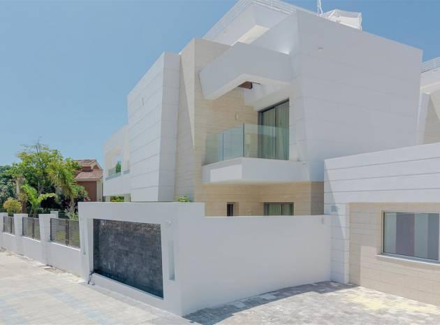 Villa - New Build - San Pedro de Alcantara - San Pedro de Alcantara