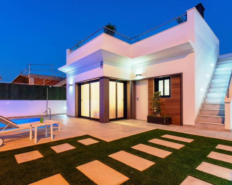 Villa - Komplett - Nyckelklar - Los Alcazares - Los Alcazares