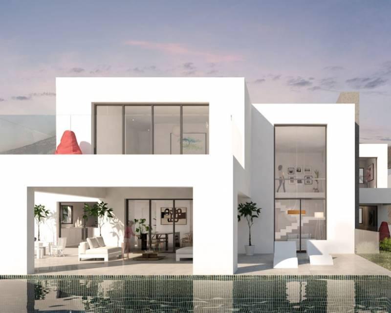 Villa - Nouvelle construction - Elviria - Elviria