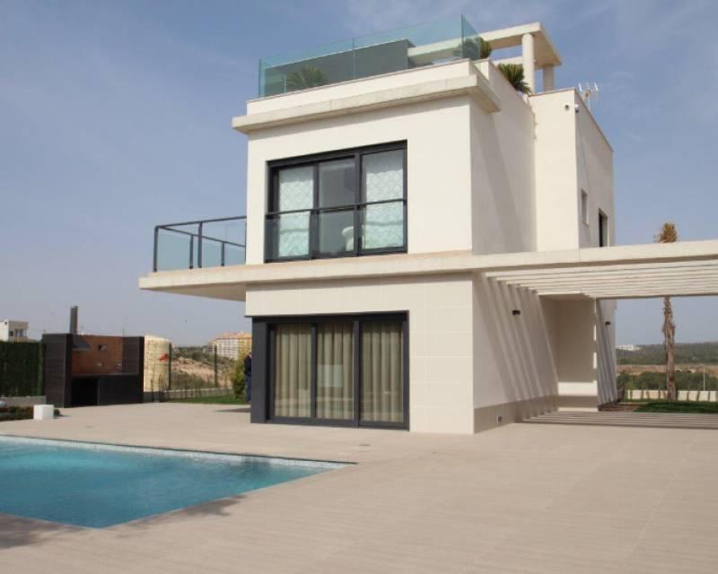Villa - Nybyggnad - Campoamor - Beachside Campoamor