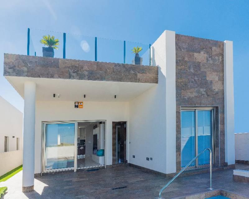 Villa - New Build - Villamartin - PAU 26