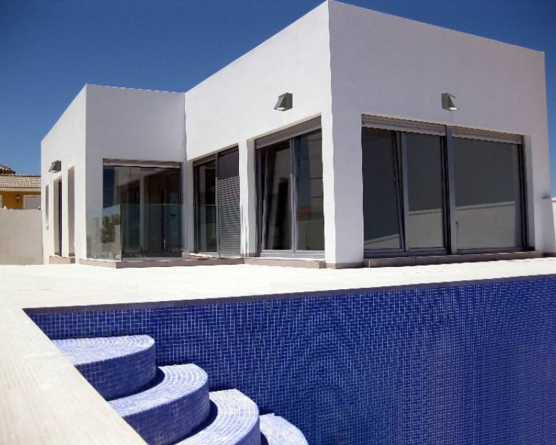 Villa - New Build - Ciudad Quesada - Villas Del Mar