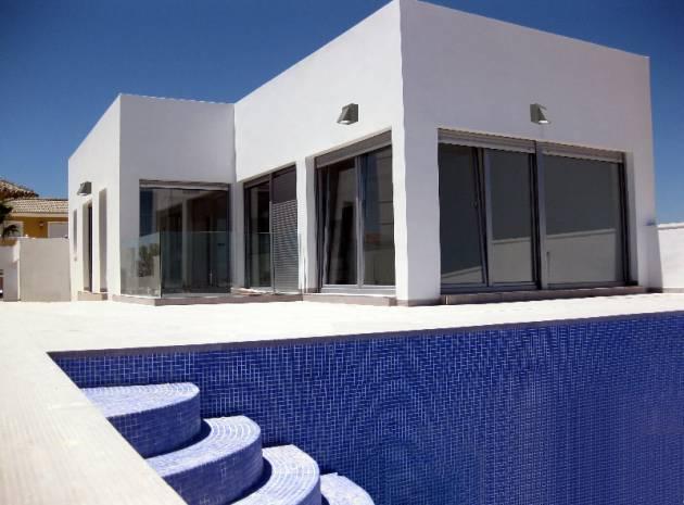 Villa - Nybyggnad - Ciudad Quesada - Villas Del Mar