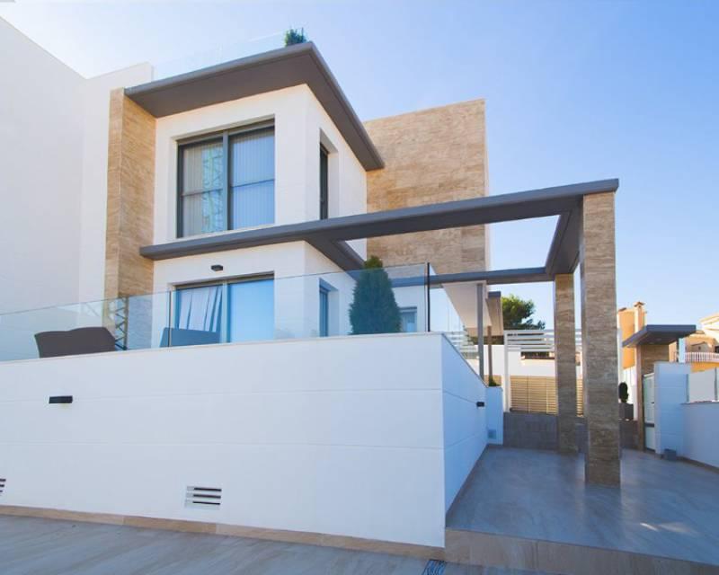 Villa - Nybyggnad - Villamartin - Res. Dona Lola