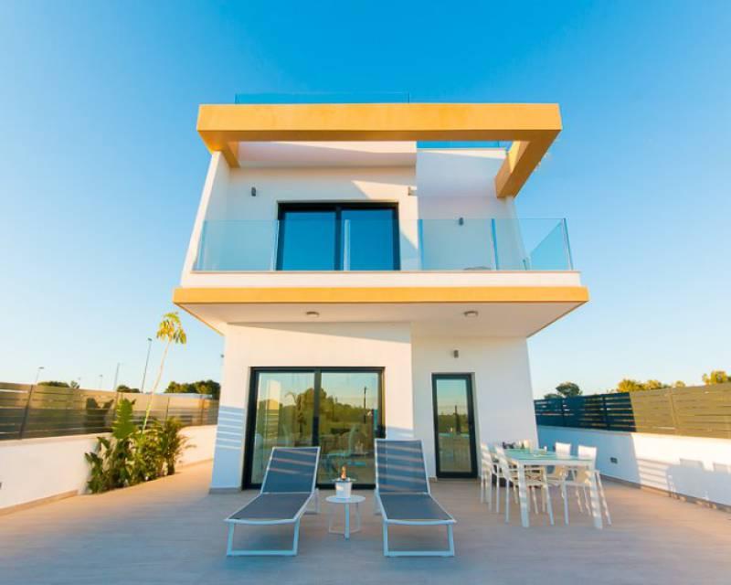 Villa - New Build - Pilar de la Horadada - Lo Romero golf resort