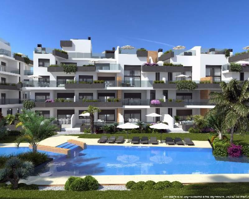Appartement - Nouvelle construction - Villamartin - Los Dolses