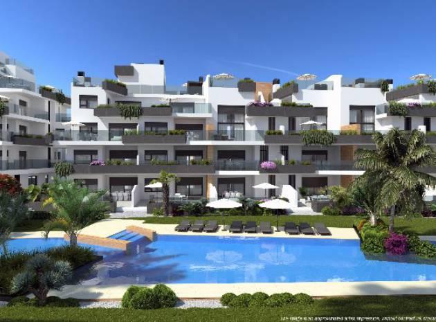 Wohnung - Neubau - Villamartin - Los Dolses