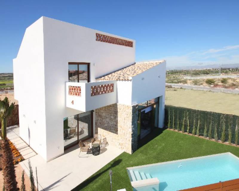 Villa - New Build - Benijofar - Villa Biseri