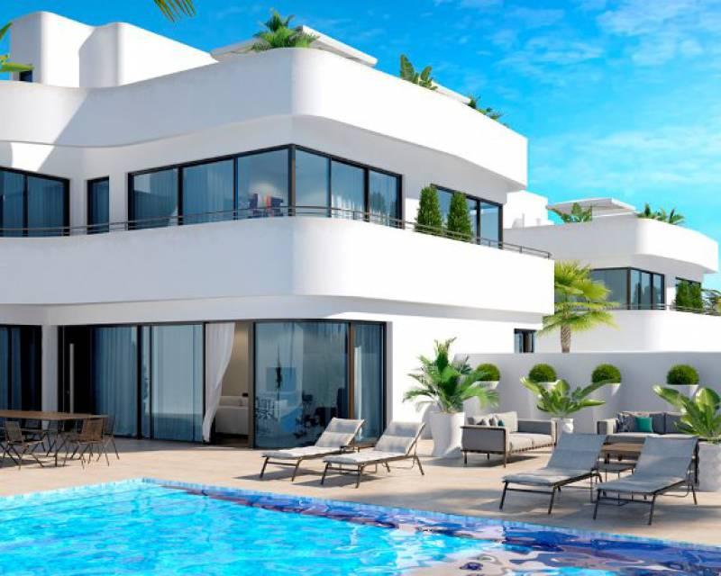 Villa - Nybyggnad - La Marina - Marina Villas