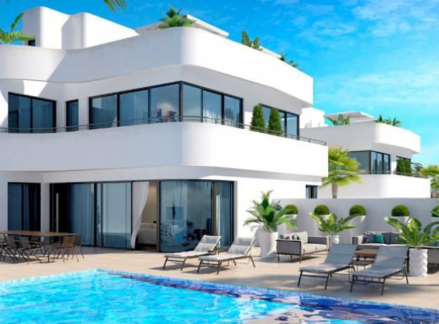 Villa - New Build - La Marina - Marina Villas