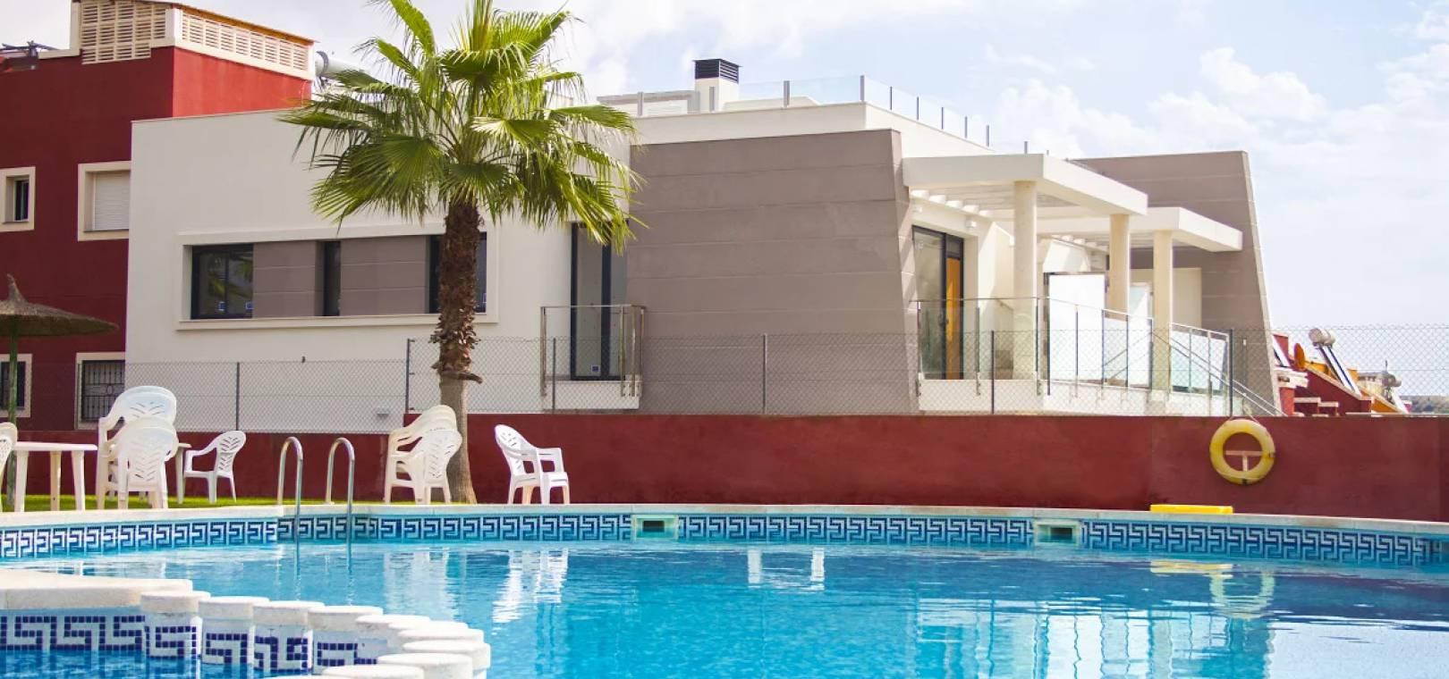Neubau - Wohnung - Villamartin - Res. Entre Almendros