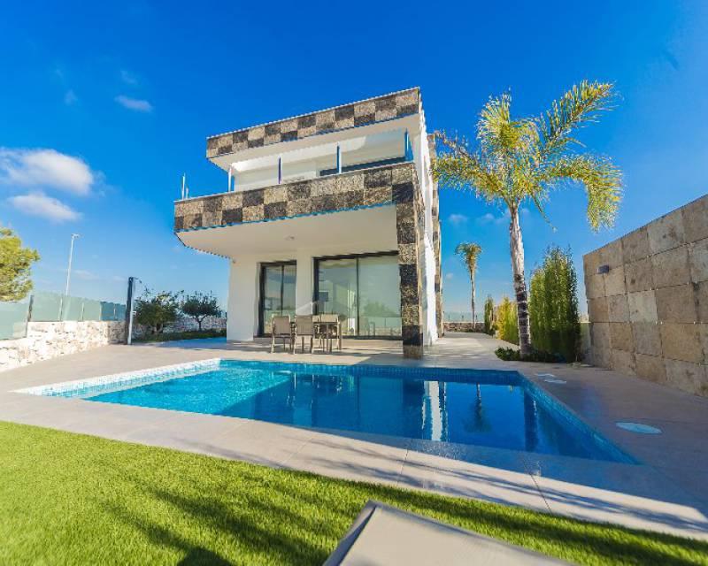 Villa - Nouvelle construction - Pilar de la Horadada - Lo Romero golf resort