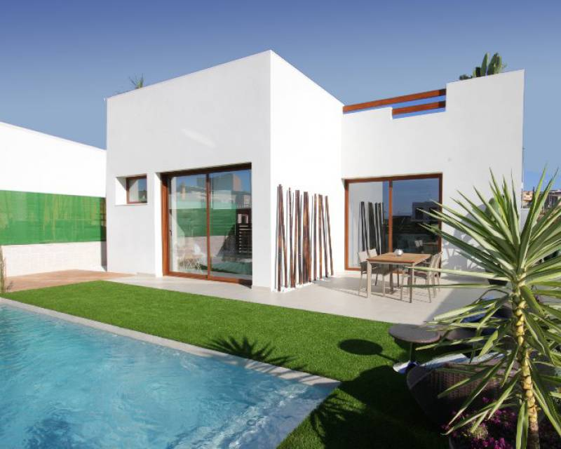 Villa - New Build - Benijofar - Villa Veleta