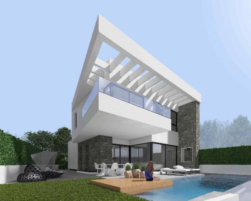 Villa - Nybyggnad - Rojales - Residencial Skyline