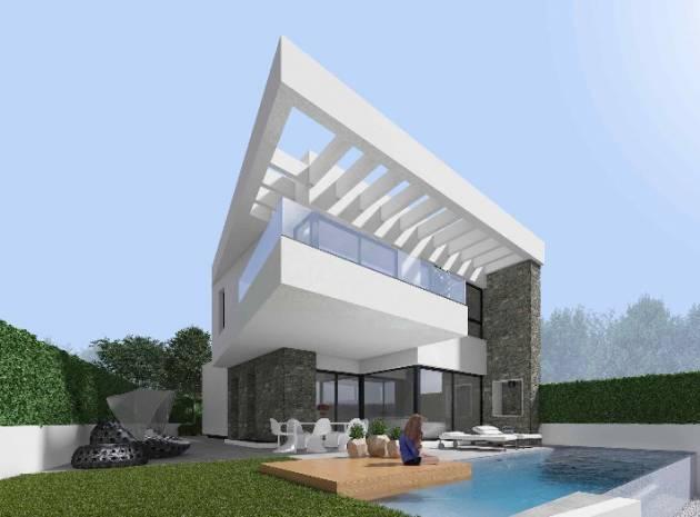 Villa - Nieuw gebouw - Rojales - Residencial Skyline