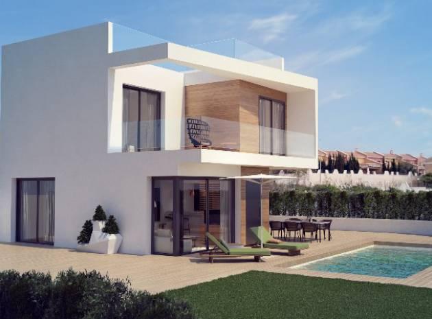 Villa - Nouvelle construction - San Miguel de Salinas - Res. Costa Flamencos