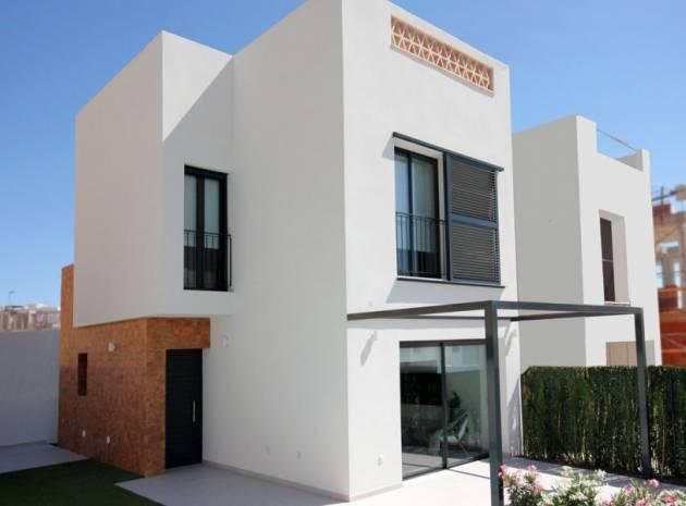 Villa - Nieuw gebouw - Benijofar - Villas Bijoux