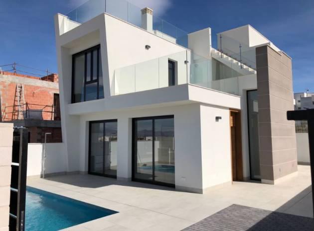 Villa - New Build - Benijofar - Res. Entre Olivos