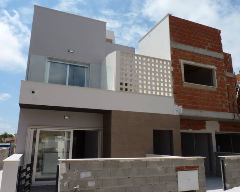 Townhouse - New Build - Santiago de la Ribera - Res. Azucena del Mar