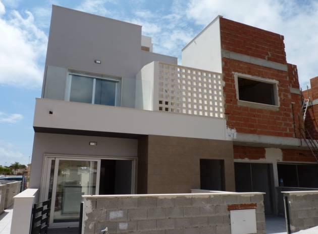 Townhouse - New Build - Santiago de la Ribera - Res. Azucena del Mar