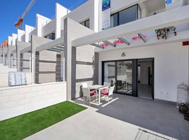 Half vrijstaand huis - Nieuw gebouw - Villamartin - PAU 26