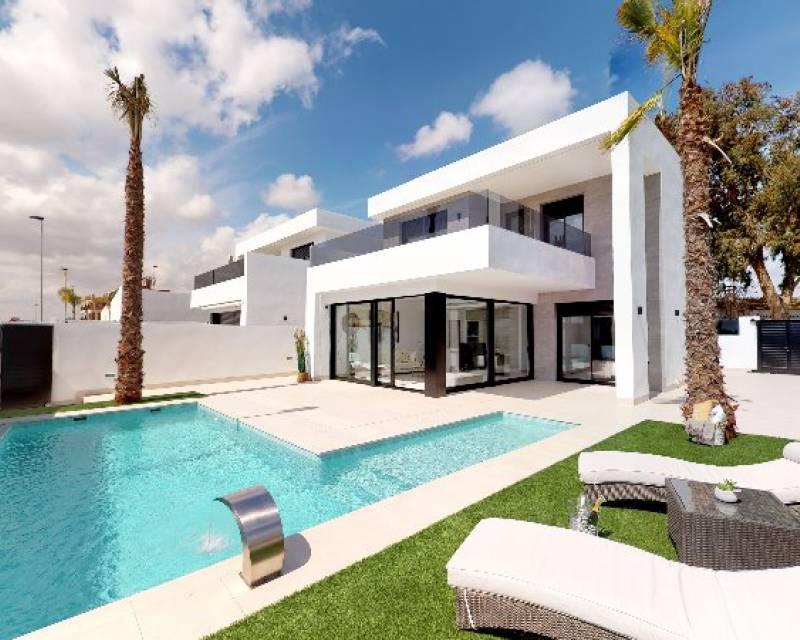 Villa - Nieuw gebouw - Santiago de la Ribera - Res. Villa Cristina