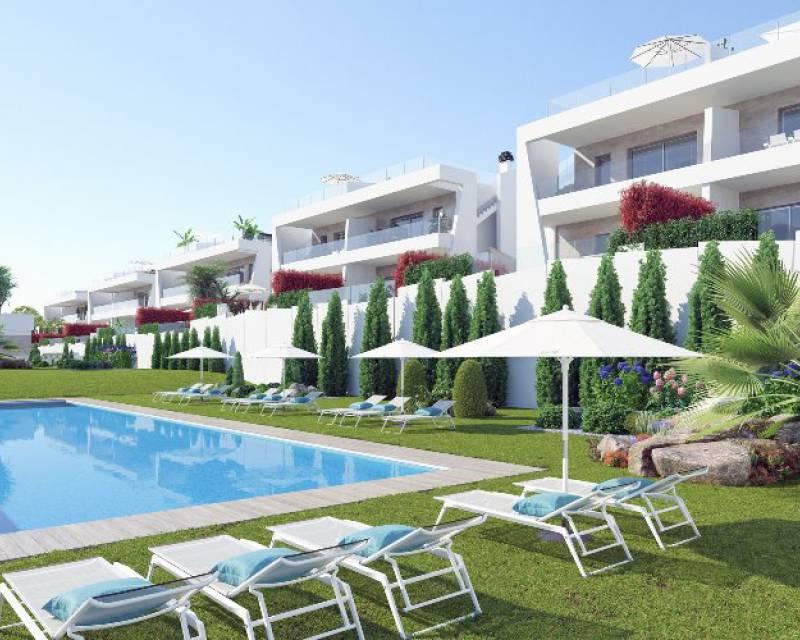 Lägenhet - Nybyggnad - Finestrat - Campana Garden