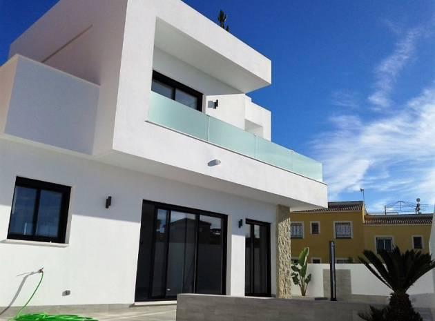 Villa - New Build - Los Montesinos - Res. Loma de la Laguna Resort
