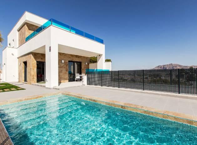 Villa - New Build - Bigastro - Res. Lo Natura