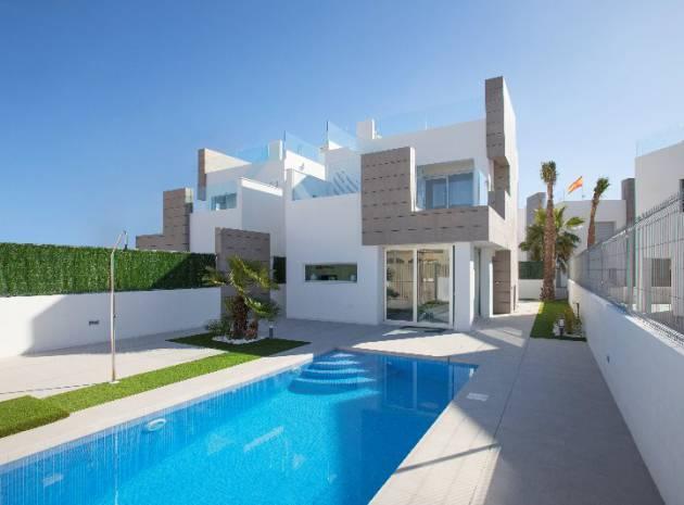 Villa - New Build - Guardamar del Segura - El Raso