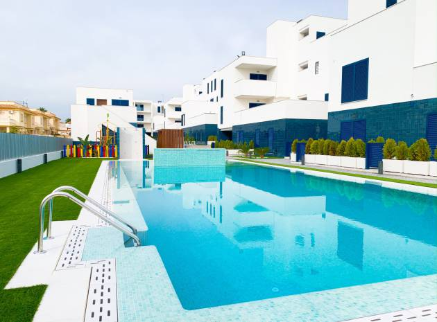 Apartment - New Build - Playa Flamenca - Res. Turquesa del Mar
