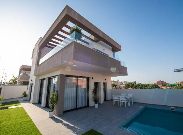 Villa - Nybyggnad - Los Montesinos - Res. Alba Salina