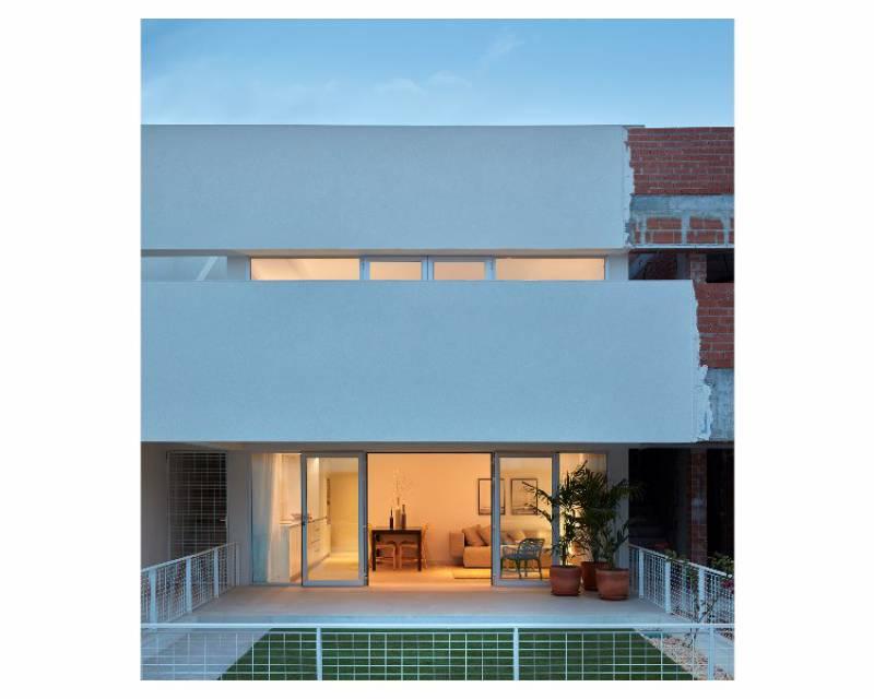 Lägenhet - Nybyggnad - Los Balcones - Mirasal