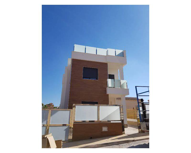 Villa - Nieuw gebouw - Villamartin - El Galan