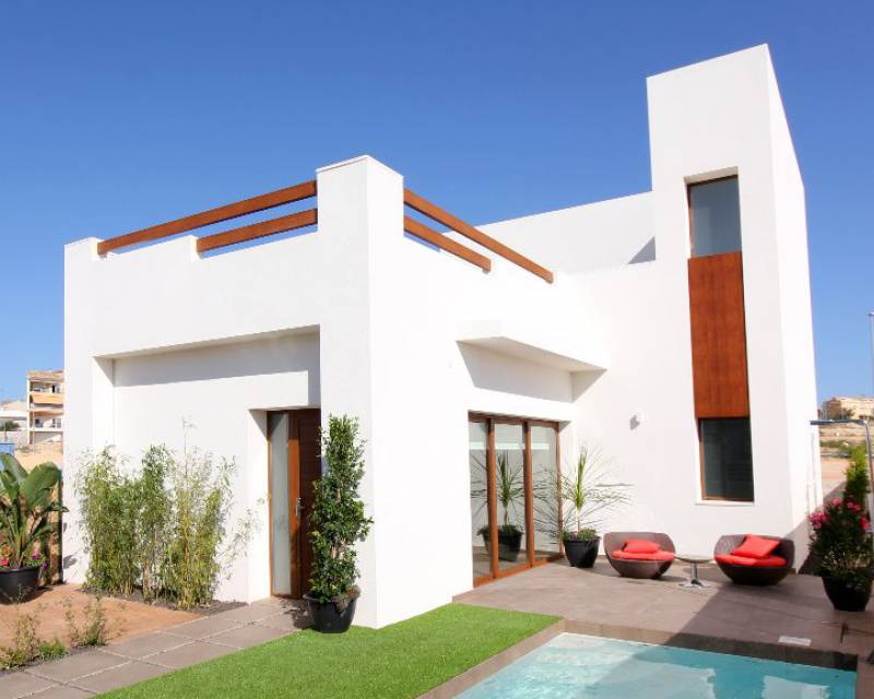 Villa - New Build - Benijofar - Villa Ortigues