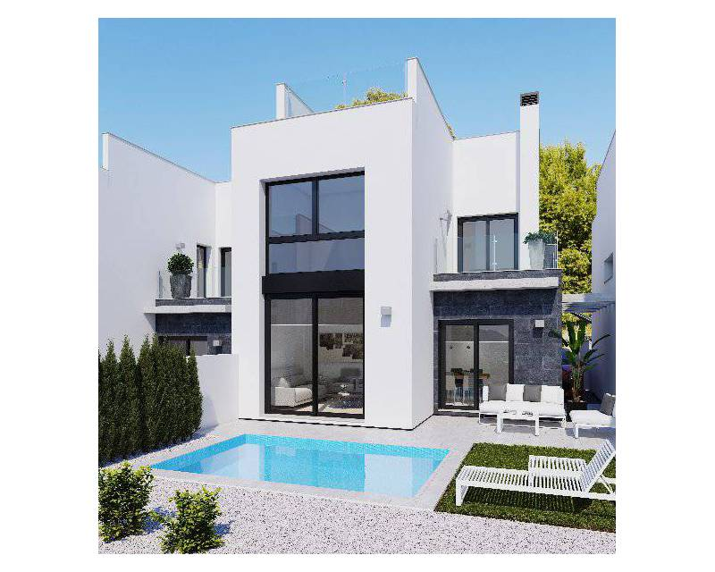 Villa - New Build - Villamartin - PAU 26
