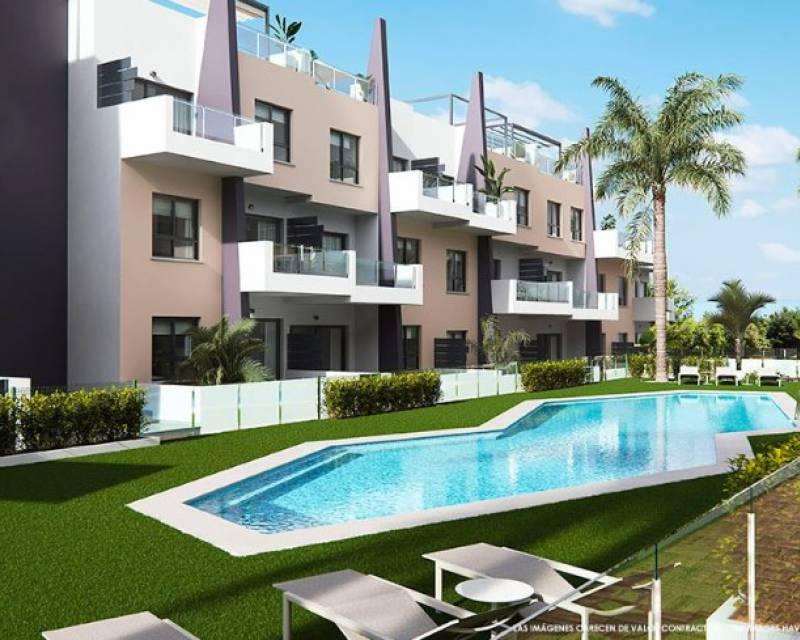 Appartement - Nouvelle construction - Mil Palmeras - Res. Bianca Beach