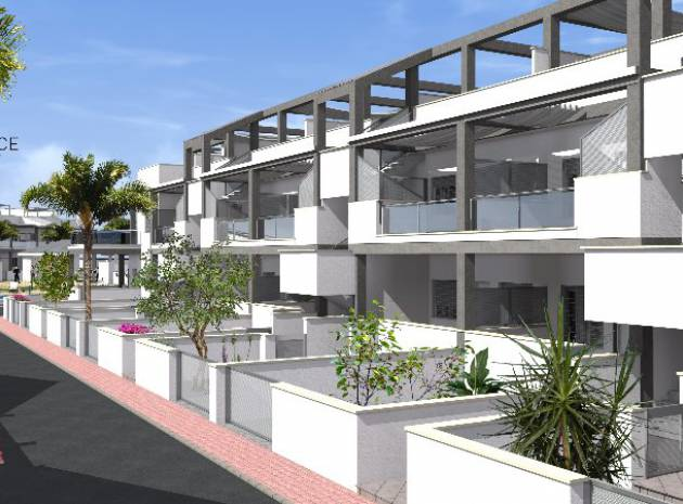 Lägenhet - Nybyggnad - Playa Flamenca - oasis