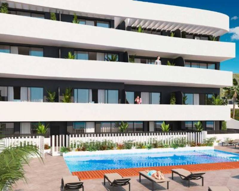 Appartement - Nouvelle construction - Guardamar del Segura - Essence complex