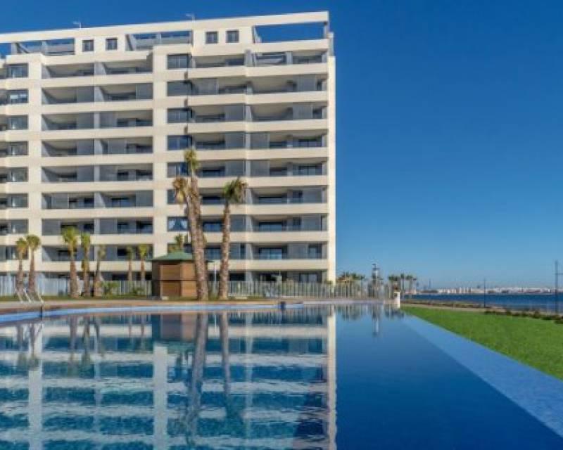 Lägenhet - Nybyggnad - Punta Prima - Panorama Mar