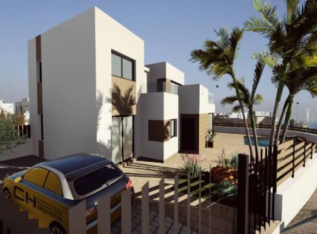 Villa - New Build - Polop - Res. Entre Natura