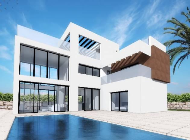 Villa - New Build - Finestrat - Panoramic Beach Resort