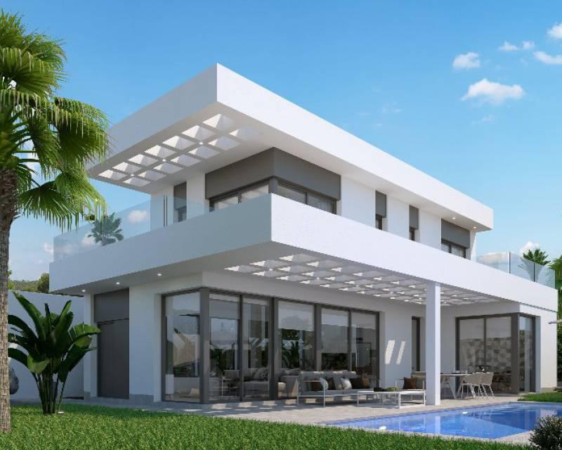 Villa - Nouvelle construction - Finestrat - Beren Hills Villas