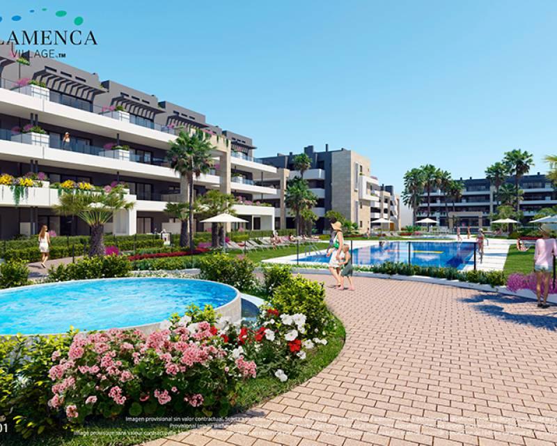 Appartement - Nouvelle construction - Playa Flamenca - Res. Flamenca Village