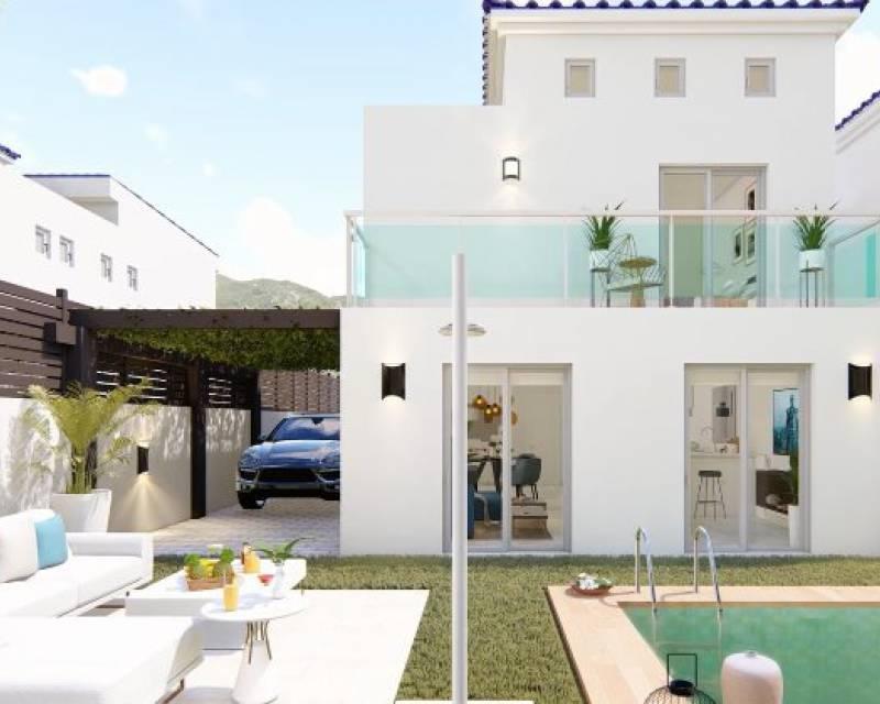 Semi Detached House - New Build - Cox - Res San Fernando