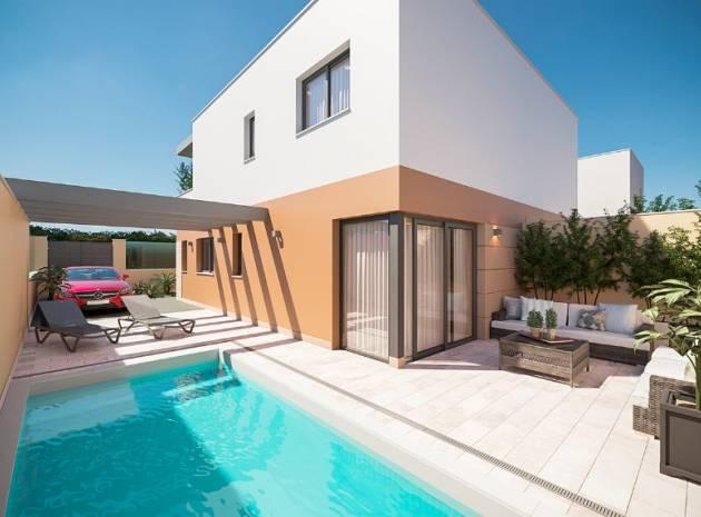 Semi Detached House - New Build - San Pedro del Pinatar - Res. Abedul 2.0