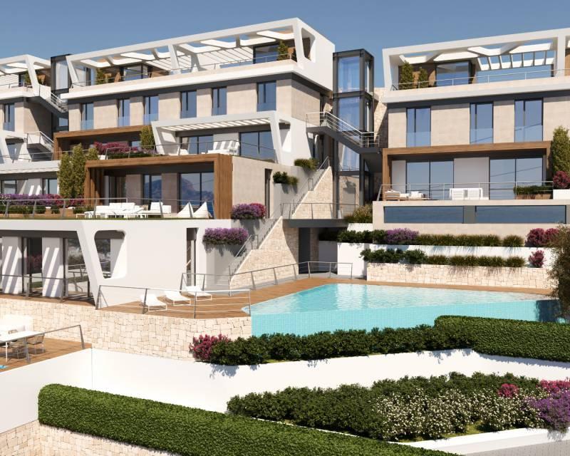 Apartment - New Build - Altea - Mascaret Hills